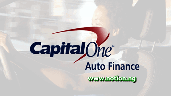 Auto Finance Capital One – Get Finance On New & Used Cars on