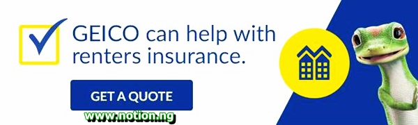 GEICO Renters Insurance - How Does Renters Insurance Work ...